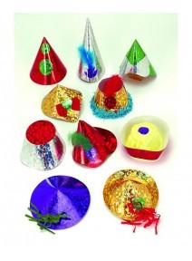 chapeaux PMx10 holographique
