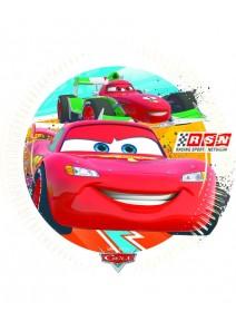 assiettesx8/D22.5cm cars