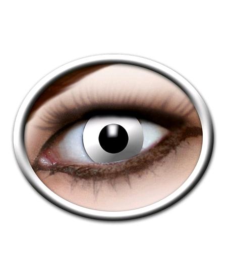 lentilles zombie blanc 3MOIS