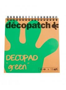 bloc décopatchx48 vert
