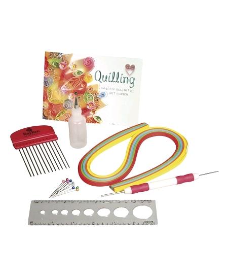 kit de quilling débutants