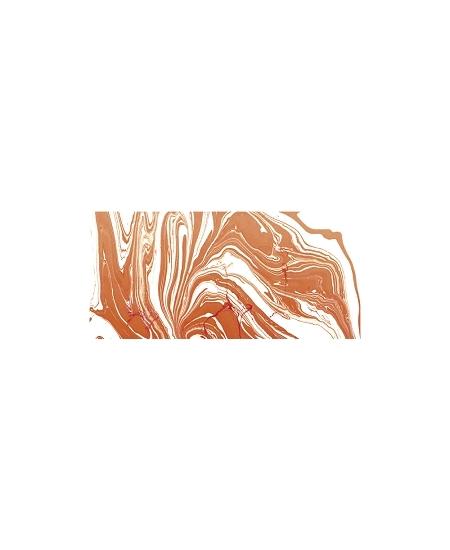 peinture orange marble paint 20ml