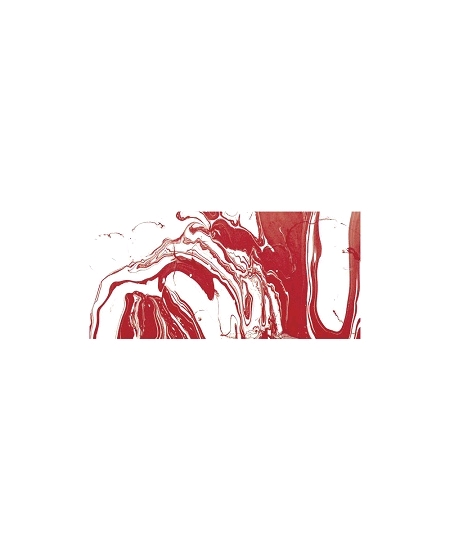 peinture rouge marble paint 20ml