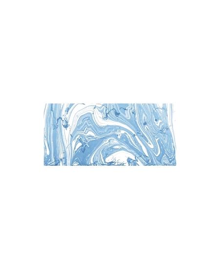 peinture bleu clair marble paint 20ml
