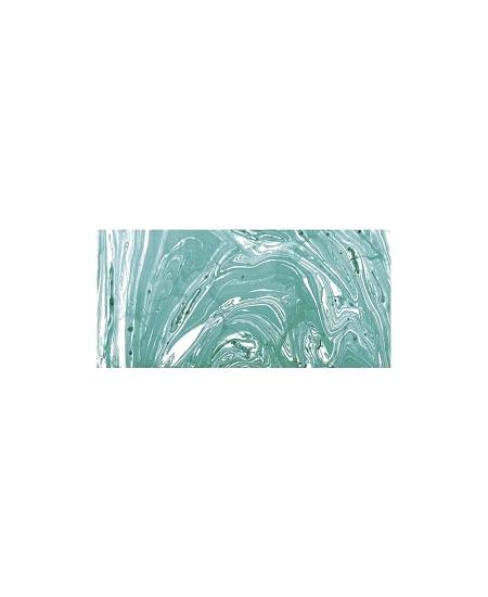 peinture turquoise marble paint 20ml