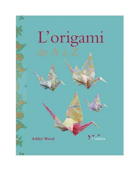 livre origami de A à Z