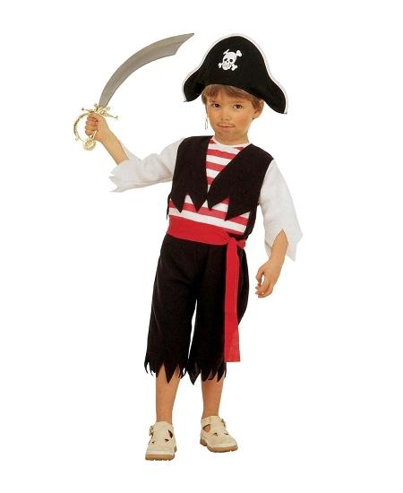 deguisement 3 4ANS pirate