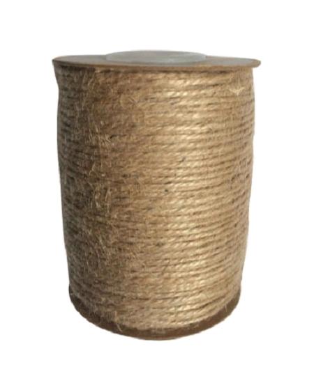 corde de jutex100M/2mm naturelle