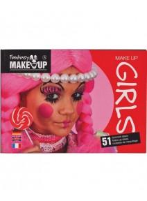 livre 51 modèles de maquillage fille