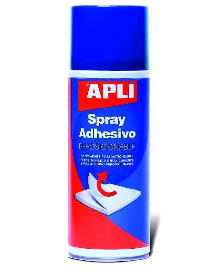 spray adhésif 400ml repositionnable