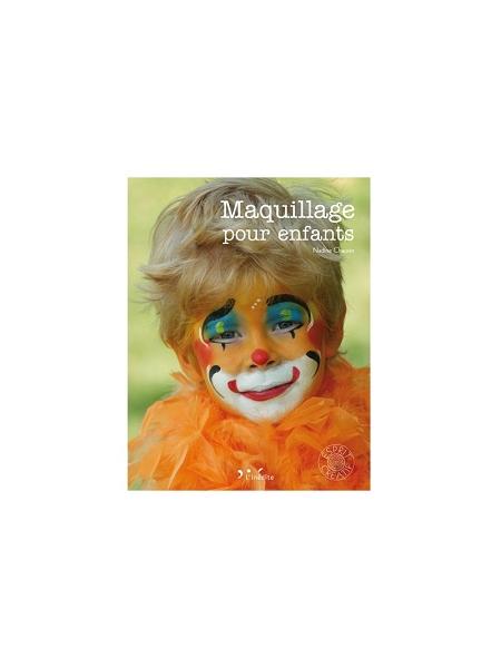 livre maquillage pour enfants
