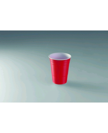 gobeletsx50/473ml rouge party cups