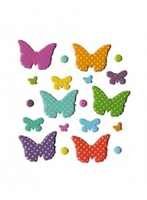 attaches parisiennesx20 papillons