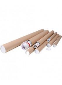 tube carton D4cmxL48cm