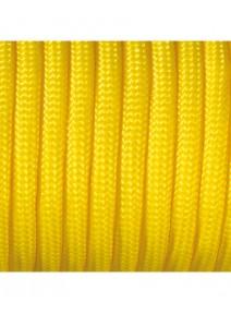 paracord 5Mx2mm jaune vif