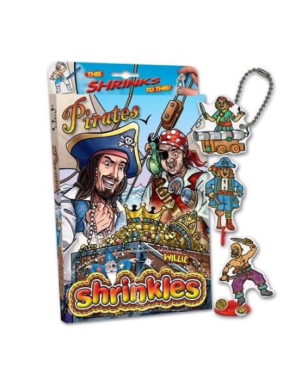 kit plastique dingue pirates