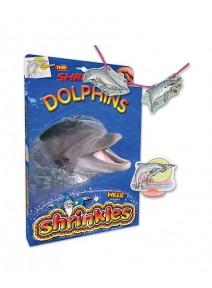 kit plastique dingue dauphins