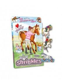 kit plastique dingue chevaux