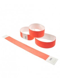 bracelets tyvekx100 rouge