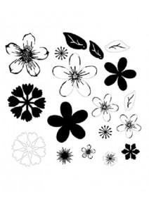 fleursx70/3D pour MINC
