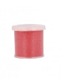 sable coloré 42grs rouge coquelicot