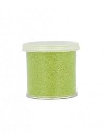 sable coloré 42grs vert anis