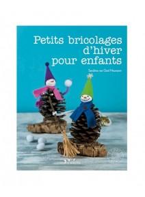 livre petits bricolages d`hiver enfants