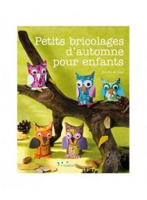 livre petits bricolages automne enfants