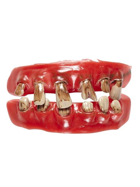 dentier de vieillard