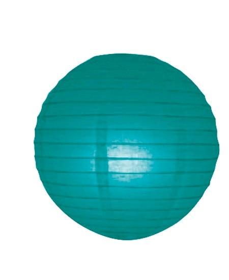 boule japonaise D30cm turquoise