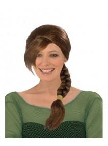 perruque Lara chatain