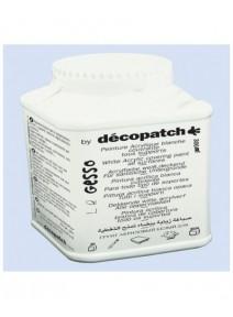 gesso blanc acrylique 300grs