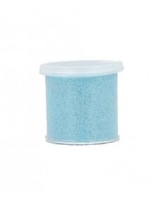 sable coloré 42grs bleu clair