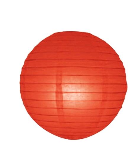 boule japonaise D30cm rouge