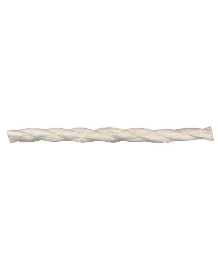 paper cord 50M/1-2mm blanc