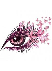 image 3D/50x40cm oeil design