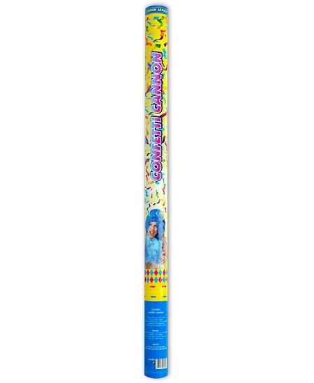 canon à confettis multicolore 80cm