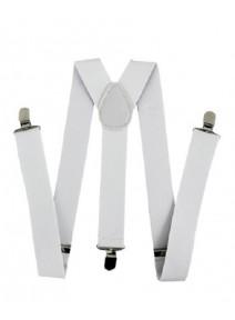 bretelle blanche