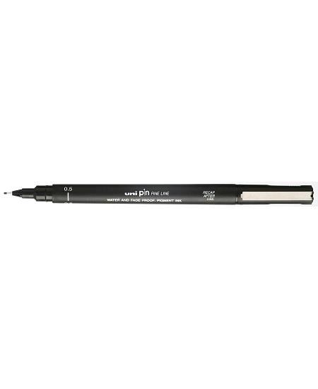 stylo 0.5mm noir plan calque