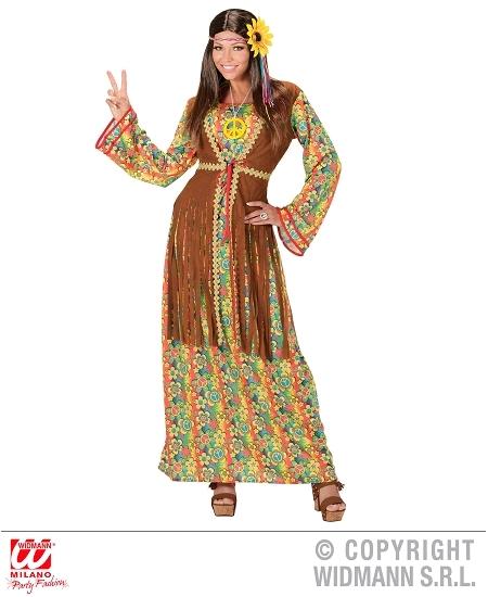 deguisement XXL  hippie femme
