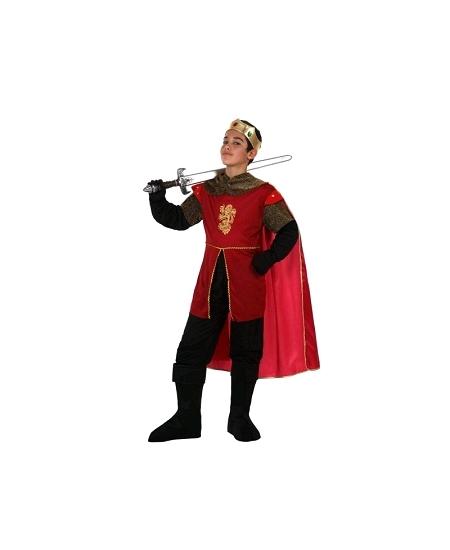 deguisement 7 9ANS roi médiéval