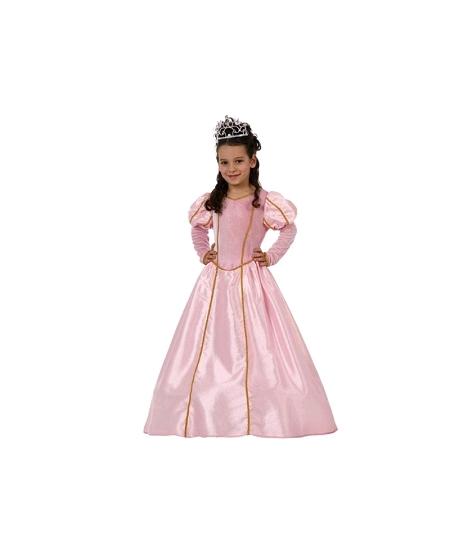 deguisement 5 6ANS princesse rose