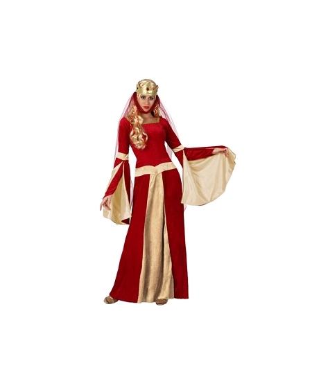 deguisement XL dame médiévale