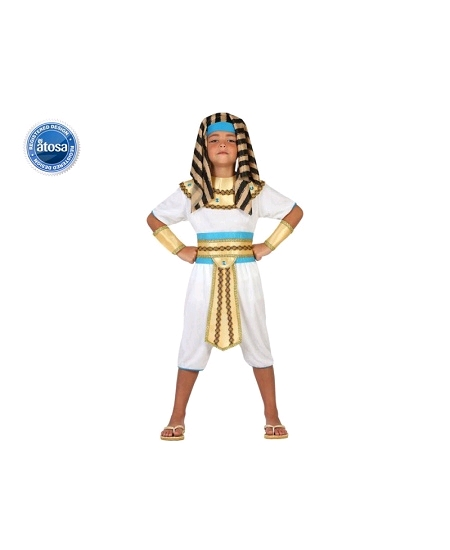 deguisement 7 9ANS Egyptien