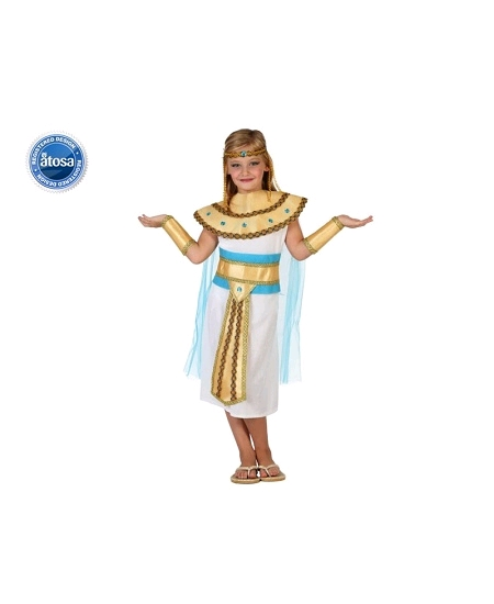 deguisement 5 6ANS Egyptienne