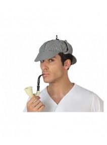 set détective : pipe+casquette