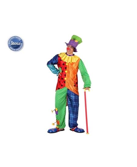 deguisement XXL clown