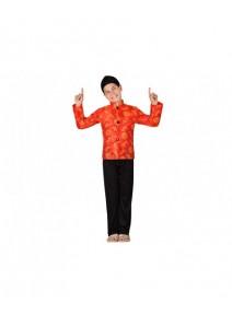 deguisement 10 12ANS chinois