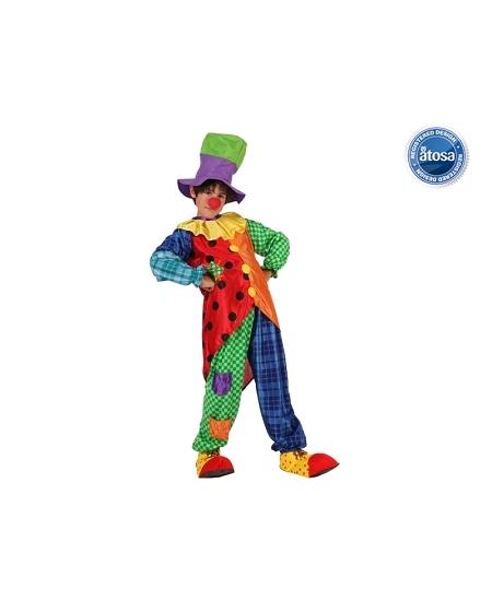 deguisement 5 6ANS clown