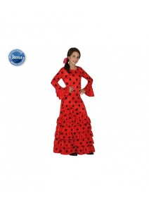 deguisement 3 4ANS flamenco